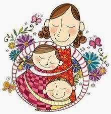 Sempre criança:  Poema do Dia da MãeDedicadaInteligenteAmorosaMeig...
