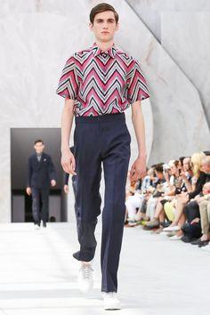 Louis Vuitton Menswear Spring Summer 2015 Paris 1547a645e1b