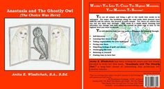Now available in E-Pub / E-Book format! Anastasia and the Ghostly Owl (The Choice Was Hers!) - E-Pub/E-Book This Is My Story, Book Format, Self Esteem, The Book, Believe In You, Self Help, Anastasia, Inspire Me, Choices