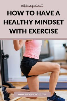 Want to have a healthy mindset and learn how to recover from an eating disorder? I am sharing how I recovered from binge eating and recreated my identity in recovery. I am sharing how I created a healthy mindset and healthy lifestyle in this podcast interview so you can too! Learn more about health at every size. I am sharing all my healthy mindset secrets. #healthymindset #healthtips #maryscupoftea What Is Health, Good Mental Health, Mommy Workout, Workout Schedule, Quick Workouts, At Home Workouts, Fitness Journal, Fitness Tips, Fit Moms