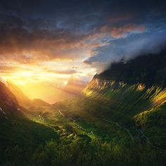 Norway - Geirangerfiord
