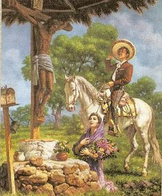 La Obra de Jesús Helguera: La Obra de Jesús Helguera / Paisaje Mexicano