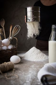 Corsi food photography Italia MIEL & RICOTTA
