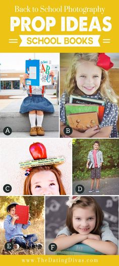50 Ideas for Back to School Photography - Tons of great tips and examples including props, poses, and senior photography ideas! Back To School Photos, First Day Of School Pictures, 1st Day Of School, School Pics, School School, Photography Mini Sessions, Senior Photography, Photography Ideas, Snap Photography