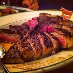 Porterhouse for two is their best steak, try the bacon, spinach and German potatoes too! -Connie K