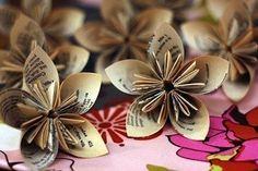 Ako vyrobiť kvety z papiera – DIY :) | Galeriakvetin.sk blog