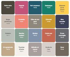 couleur peinture tendance 2016 - Recherche Google