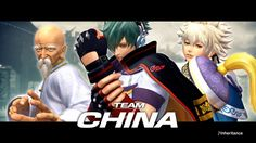 Undicesimo Team Gameplay video per The King Of Fighters XIV
