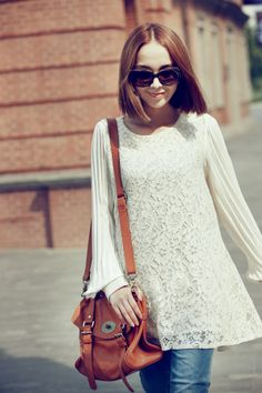 #Products #BagsQ #SleeveBlouse.