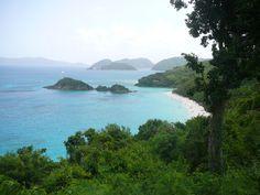 Trunk Bay, U.S. Virgin Islands National Park, St. John.......heaven