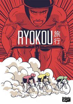 RYOKOU – Shane Perkins X Keirin
