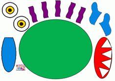 reconstruire-le-monstre-de-lhistoire0 Social Emotional Activities, Writing Activities, Preschool Books, Preschool Science, Halloween Activities, Halloween Kids, Big Green Monster, Album Jeunesse, Felt Stories