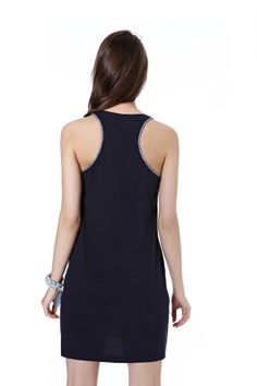 #basicdress Sports Luxe, Athletic Tank Tops, High Neck Dress, Clothes For Women, Model, Black, Dresses, Fashion, Outfits For Women