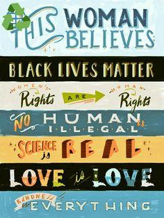 My beliefs, my values, my essence.