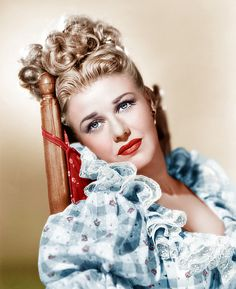 Ginger Rogers - Oh, how I love her! (MP)