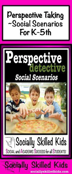 Perspective Taking Activity: Social Scenarios