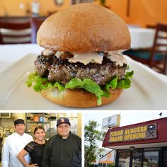 Los Angeles: Attack of the Clones at Fusion Burgers