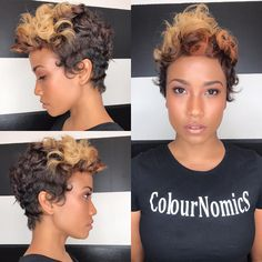 The pixie cut is versatility.Need to find pixie cuts and pixie hairstyles inspiration?Click our list of 80 trending pixie haircuts for women now. Short Pixie Haircuts, Pixie Hairstyles, Short Hair Cuts, Straight Hairstyles, Black Hairstyles, Teenage Hairstyles, Medium Hairstyles, Braided Hairstyles, Pixie Cut Styles