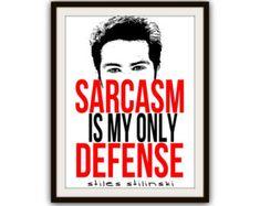 Citazione: Ok Scott, sono 66 kg di pelle chiara e ossa fragili, il sarcasmo è la mia unica difesa!