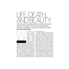 Typography Layout, Brand Inspiration, Design Magazine, Media Design, Journalism, Magazine Covers, Layouts, Craft, Polyvore