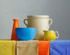 Gallery Henoch - Janet Rickus - Borrowed Series VIII