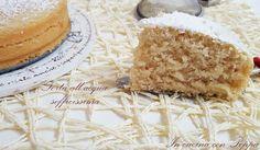 Torta+all'acqua+sofficissima+-+senza+uova+burro+latte