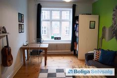 Tagensvej 104, 2. tv., 2200 København N - Delevenlig 2V, Ekstrem lav boligafgift kun 1.834 kr. #københavn #københavnn #nørrebro #andel #andelsbolig #andelslejlighed #selvsalg #boligsalg