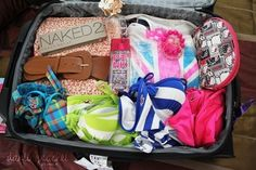 pack for the beach