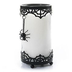 Yankee Candle Wicked Web Spider Web Cuff Set