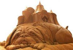Fantásticas Esculturas na Areia !!!