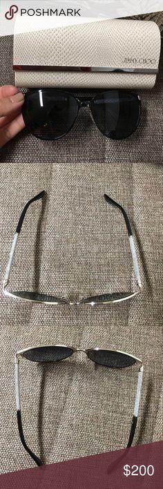 Sunglasses Few scratches Jimmy Choo Accessories Glasses