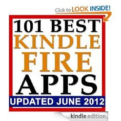 101 Best Kindle Fire Apps BONUS! The Top Apps and Best Kindle Fire Games Sorted By Category, PLUS 9 Kindle Fire Battery Saving Tips by Jack Meyers - 4.9 stars (7 reviews) - 29 pages - $2.99