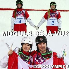Justine (Gold) and Chloé (Silver) Dufour-Lapointe, Alexandre Bilodeau (Gold), and Mikael Kingsbury (Silver) in Moguls Ski Racing, Big Mountain, Sports Figures, Winter Olympics, Olympians, Gymnastics, Skiing, Canada, Winter