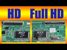 In this video if your LG full HD TV main board is damaged from lightning or High voltage. In this way if you have similar type of HD main board with . Sony Led Tv, Hd Samsung, Lcd Television, Tv Panel, Lg Tvs, Electronic Circuit Projects, Led Board, Electronic Schematics, Tv Services