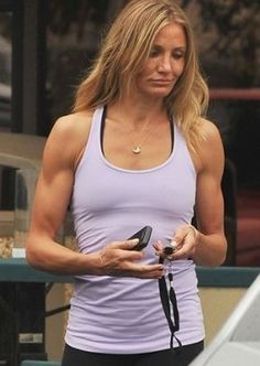 Can I have those arms...?
