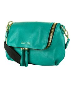 Look what I found on #zulily! Lagoon From The Top Crossbody Bag by Kenneth Cole Reaction #zulilyfinds