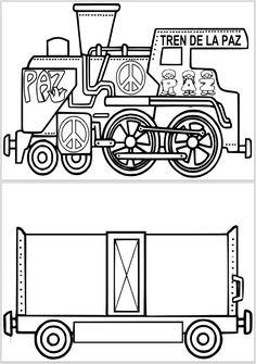 Actiludis: El tren de la Paz