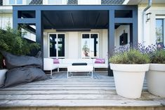 buytengewoon.nl - Sfeervolle moderne stadstuin met veranda