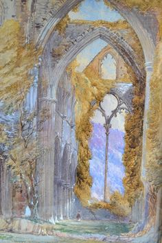 Fine British watercolour by Thomas James Soper 1836-1890