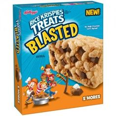 Rice Krispies Treats Blasted as low as FREE at Target!  http://becomeacouponqueen.com