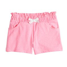 bd9fc056ee84 Toddler Girl Jumping Beans® Gathered Knit Shorts