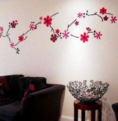 Cómo pintar un mural en la pared