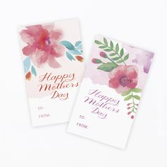 Mother's Day Tags in www.napcp.com/shop #mothersday www.napcp.com