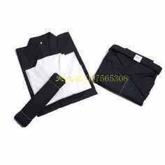 [ $20 OFF ] Hakama Martial Arts Apanese Kendo Laido Aikido Hapkido Hakama Martial Arts Uniform Kendogi+Hakama+Underwear+Belt