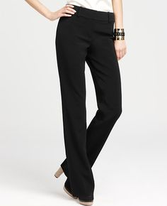 Tall Signature Triacetate Straight Leg Pants