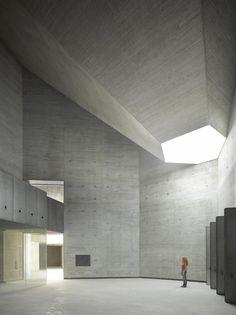 Espacio Andaluz de Creacin Contempornea, Córdoba, 2013 - Nieto Sobejano Arquitectos