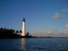 Key Biscayne Light House | Miamism pix