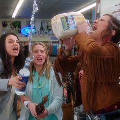 Mila Kunis, Kristen Bell, and Kathryn Hahn in Bad Moms (2016) - Click to expand