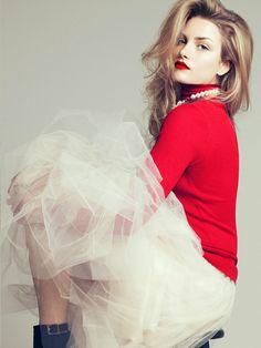 Gown + wedding sweater