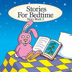 Stories For Bedtime - Story Book 2 New Sealed CD Childrens Infants Kids Available from www.sonusmedia.co.uk